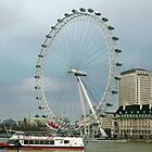 London Eye by caesars