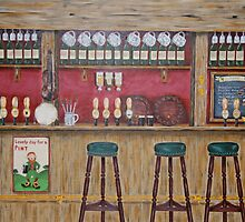Irish Pub by RuthBaker