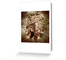 Darkshines Greeting Card