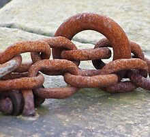 Rusty Shackles by Chris Edwards