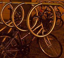 Dundee Bike Rack by Susan A Wilson