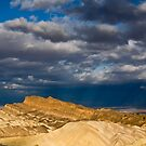 Sunlight over Death Valley by Nickolay Stanev