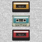 cassettes by panaromic