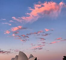 Sunset at Bennelong Point I by andreisky