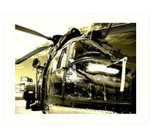 Avalon Airshow - The Mean Machine Art Print