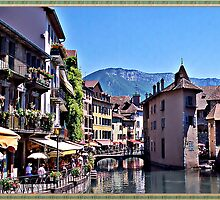 """ Annecy France"" by mrcoradour"