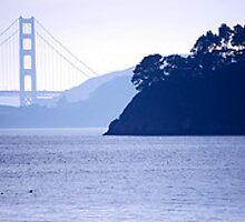 Blue Gate Bridge by kvsftbll