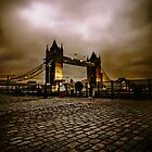 Murder At Tower Bridge by dreikelvin