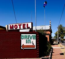 motel by Bronwen Hyde