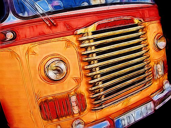 Old Leyland by Stephen Morris