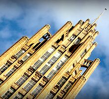 Manchester Unity Building - Melbourne by Damien KWAN
