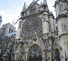 Notre Dame by allthatjazz
