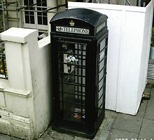 a different phone booth by korniliak