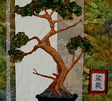 Bonsai by quiltgranny