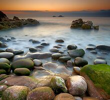 Porth Nanven by Ian Flindt