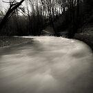 Alna river by trbrg