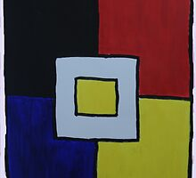 Ode to Mondrian Pt 4 by Medusa