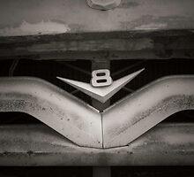 Vintage Ford V8 by KSkinner