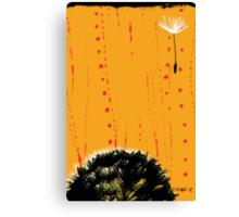 Prediction < Free Wind Canvas Print