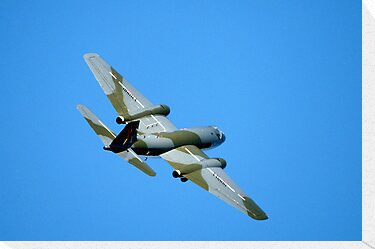 English Electric CANBERRA  Bomber  Aircraft  by aircraft-photos