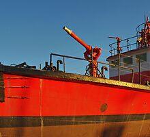 Fireboat #1 by Bryan Peterson