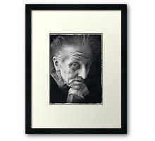 Nonna Framed Print