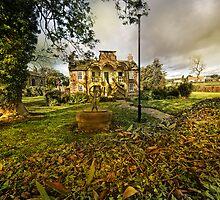 Alms House - Stydd - Lancashire by eddiej