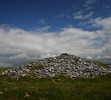 Poulawack Cairn by Martina Fagan