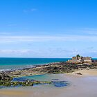 St Malo Island by AmyRalston