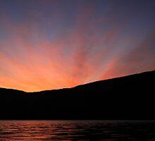 Loch Earn by Alexander Mcrobbie-Munro