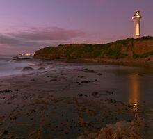 """Shine a little lighthouse light on me"" by Geraldine Lefoe"