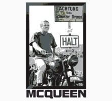 Steve McQueen 1 by Scott Westlake