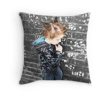 Zombie and Gothic PT 2 Throw Pillow