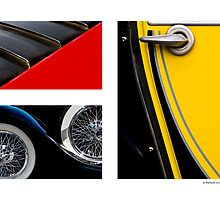 Primary colors by Barbara  Corvino