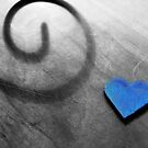The Blue Blue Heart by for the love photography