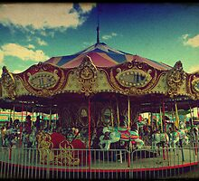 The Carnival Carousel ttv by KadesRave67