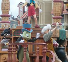 disneys pinocchio by annettespiccys