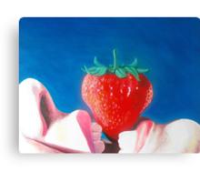 Passion fruit #1 Canvas Print