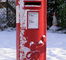 Pillar Box by Matthew Colvin de Valle