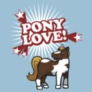 Pony Love by Damien Mason