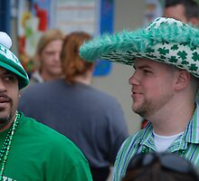 Big Pimpin' on St. Pattie's Day by Bob Moore