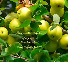 Apple of my Eye by MaeBelle