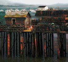 The docks by Alana Ranney