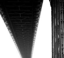 GW Bridge 2660 by Zohar Lindenbaum