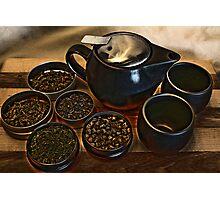 My Tea Photographic Print