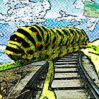 Have a safe journey by Doris B. Lambling's colorgetics