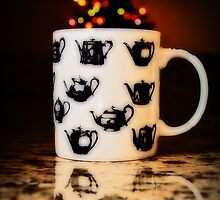 cup of bokeh by bethany helzer