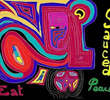 Sauced Pearl Eat by Julie Shortridge