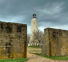 Sandy Hook Lighthouse by shawng13