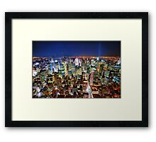 Crystal York Framed Print